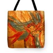 Mums Little Cygnet - Tile Tote Bag