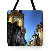 Munchen Lion  Tote Bag