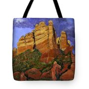 Munds Mountain Tote Bag