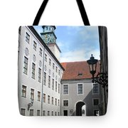 Munich Detail 8 Tote Bag