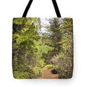 Munro Trail Tote Bag by Ron Dahlquist - Printscapes