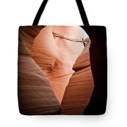 Mupltiple Openings Tote Bag
