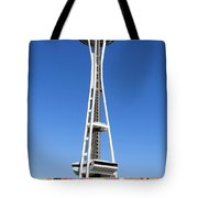 Mural And Tower Tote Bag