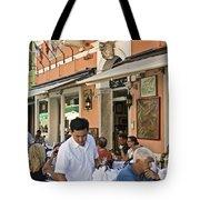 Murano Cafe Tote Bag