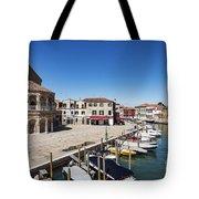 Murano Italy Tote Bag