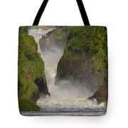 Murchison Falls, Uganda Tote Bag