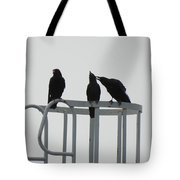 Murder In Des Plaines Tote Bag