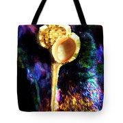 Murex Haustellum Seashell Tote Bag