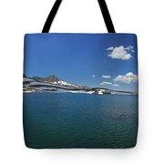 Muriel Lake Tote Bag