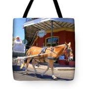 Muriel's Mule Tote Bag