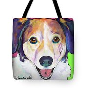 Murphy Tote Bag by Pat Saunders-White