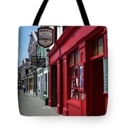 Murphys Bed And Breakfast Dingle Ireland Tote Bag