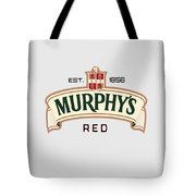 Murphys Irish Red Tote Bag