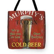 Murphy's Tavern Tote Bag