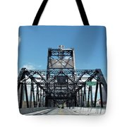 Murray Morgan Bridge, Tacoma, Washington Tote Bag