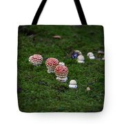 Muscaria Migration Tote Bag