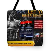 Muscle Xtx Tote Bag