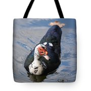Muscovy 16-07 Tote Bag