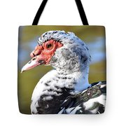 Muscovy Beauty Tote Bag