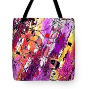 Muse Fragments Tote Bag
