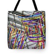 Museum Atrium Art #2 Tote Bag