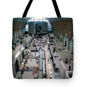 Museum D'orsay Paris Tote Bag