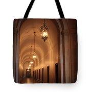 Museum Hallway Tote Bag