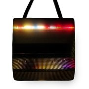 Museum Lights Tote Bag