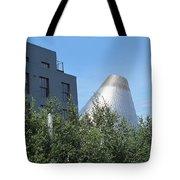 Museum Of Glass 5 Tote Bag