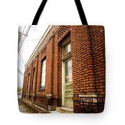Museum Side Up Tote Bag