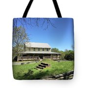 Musgrove Mill Sc State Historic Site Tote Bag by Kelly Hazel