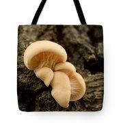 Mushroom Cluster Tote Bag