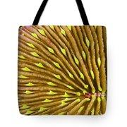 Mushroom Coral Tote Bag