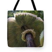 Mushroom Down Under  Tote Bag