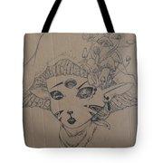 Mushroom Nymph Original  Tote Bag