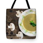 Mushroom Soup Tote Bag