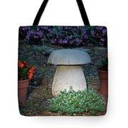 Mushroom Stool Tote Bag
