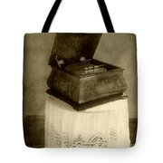 Music Box Memories Tote Bag