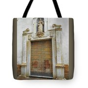 Music Door Cadiz Tote Bag