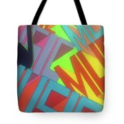 Music For The Eyes Tote Bag