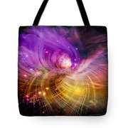 Music From Heaven Tote Bag