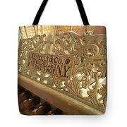 Music Holder Tote Bag