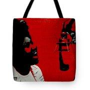 Music Icons - Aretha Franklin Ill Tote Bag