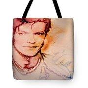 Music Icons - David Bowie Vlll Tote Bag