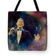 Music Icons - Michael Buble IIi Tote Bag