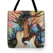 Music Is My Nature Tote Bag