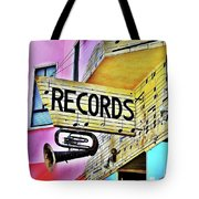 Its About Vinyl Tote Bag