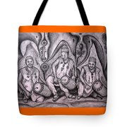 Music-making For Cosmic Unity #1 Tote Bag
