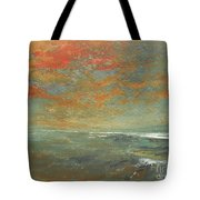 Music Of The Night Tote Bag