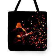 Musical Appirition Tote Bag